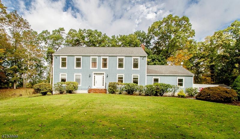 独户住宅 为 销售 在 9 Slate Ridge Road Fredon, 新泽西州 07860 美国