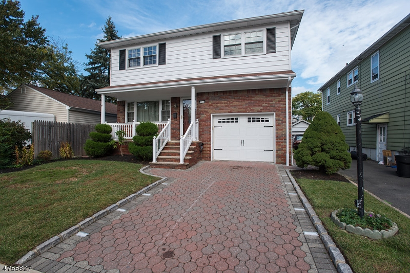 Single Family Home for Sale at 354 PINE Avenue Garwood, New Jersey 07027 United States