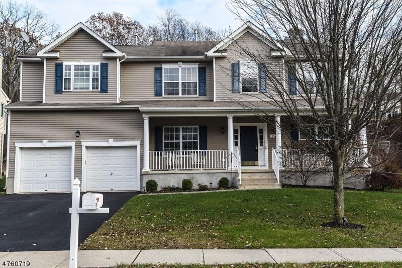 Частный односемейный дом для того Продажа на 714 Skyline Drive Jefferson Township, Нью-Джерси 07849 Соединенные Штаты