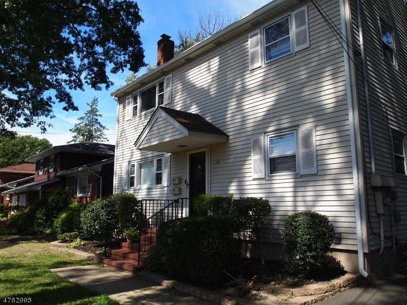 Casa Unifamiliar por un Alquiler en 245 Coddington Street Rahway, Nueva Jersey 07065 Estados Unidos