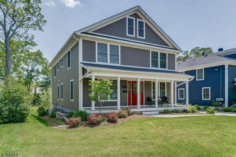 Maison unifamiliale pour l à louer à 49 Summit Avenue Chatham, New Jersey 07928 États-Unis