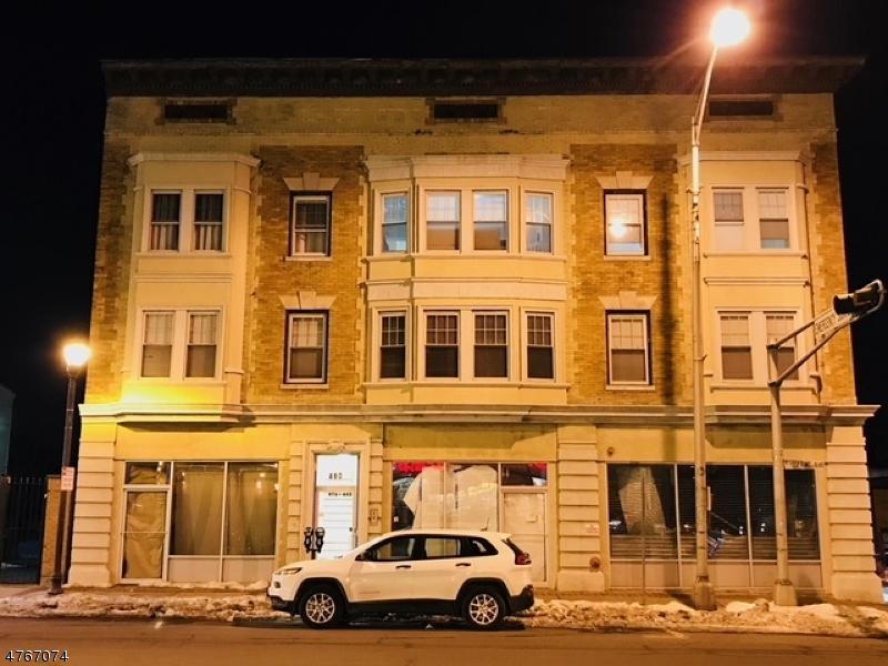 Casa Unifamiliar por un Alquiler en 476-480 Main Street East Orange, Nueva Jersey 07018 Estados Unidos