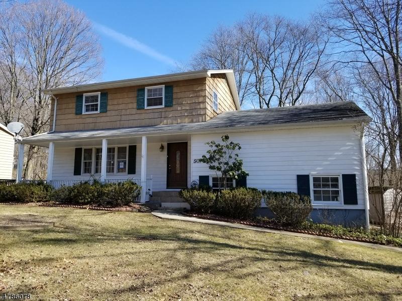 Maison unifamiliale pour l Vente à 507 Stanhope Road Byram Township, New Jersey 07871 États-Unis