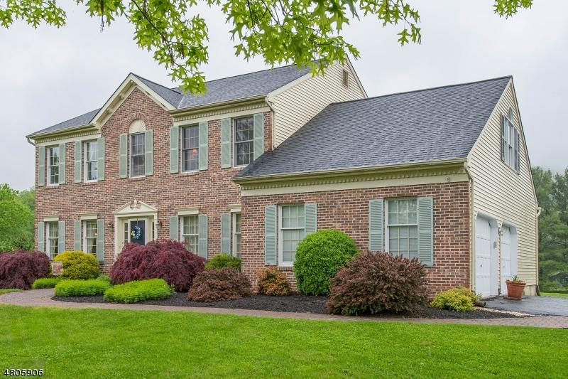 Частный односемейный дом для того Продажа на 7 Pebble Beach Way Washington, Нью-Джерси 07882 Соединенные Штаты