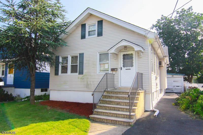Single Family Home for Sale at 396 WOOD-RIDGE Avenue Wood Ridge, New Jersey 07075 United States