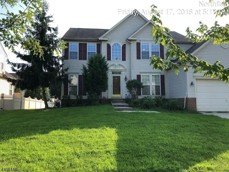 Single Family Home for Sale at 8 JOSEPH Court Northfield, New Jersey 08225 United States