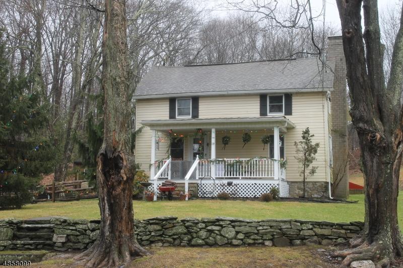 Eensgezinswoning voor Verkoop op 135 MILLBROOK Road Hardwick, New Jersey 07825 Verenigde Staten