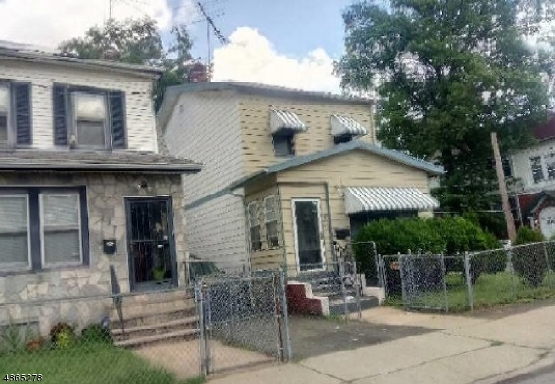 Single Family Home for Sale at 143 PAINE AVE 143 PAINE AVE Irvington, New Jersey 07111 United States