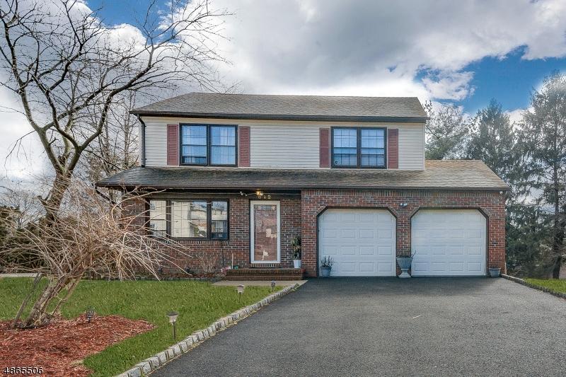 Частный односемейный дом для того Продажа на 812 CRESLYN Court Union, Нью-Джерси 07083 Соединенные Штаты