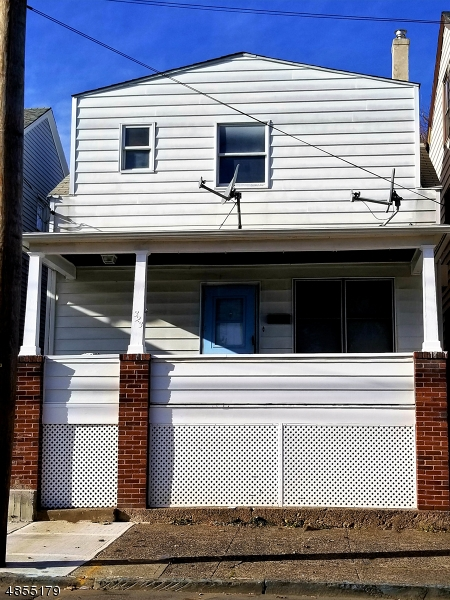 Single Family Home for Sale at 323 N 7TH Street Prospect Park, New Jersey 07508 United States