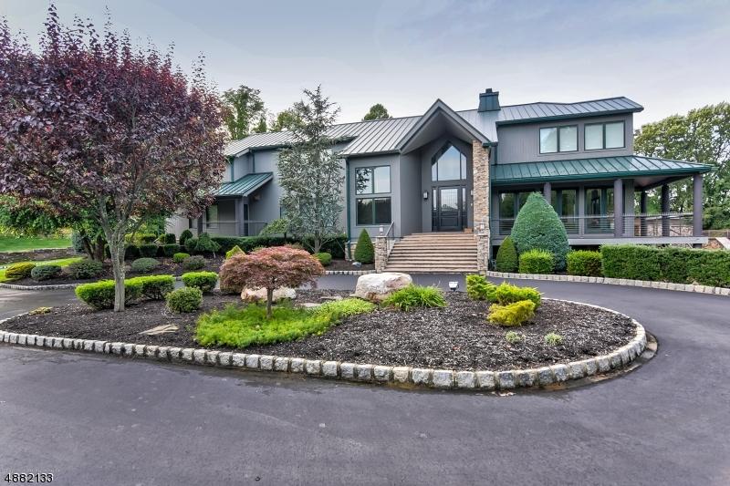Maison unifamiliale pour l Vente à 17 SUMMER HOUSE HL Holmdel, New Jersey 07733 États-Unis