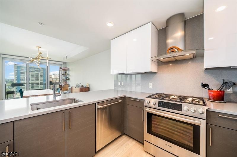 Кондо / дом для того Продажа на Jersey City, Нью-Джерси 07302 Соединенные Штаты