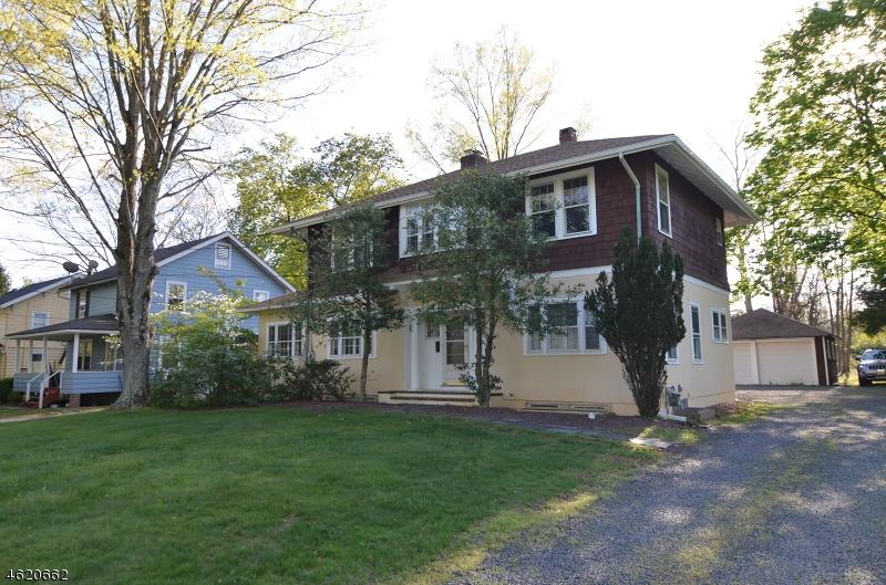 Многосемейный дом для того Продажа на 135 SOMERVILLE Road Bedminster, Нью-Джерси 07921 Соединенные Штаты