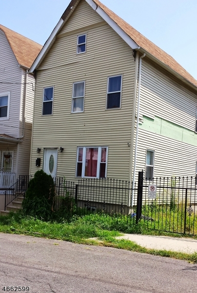 Single Family Home for Sale at 352 Ridgewood Avenue Newark, New Jersey 07112 United States