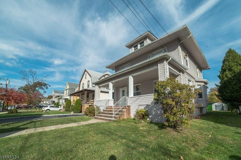 独户住宅 为 销售 在 309 Walnut Street Roselle Park, 07204 美国