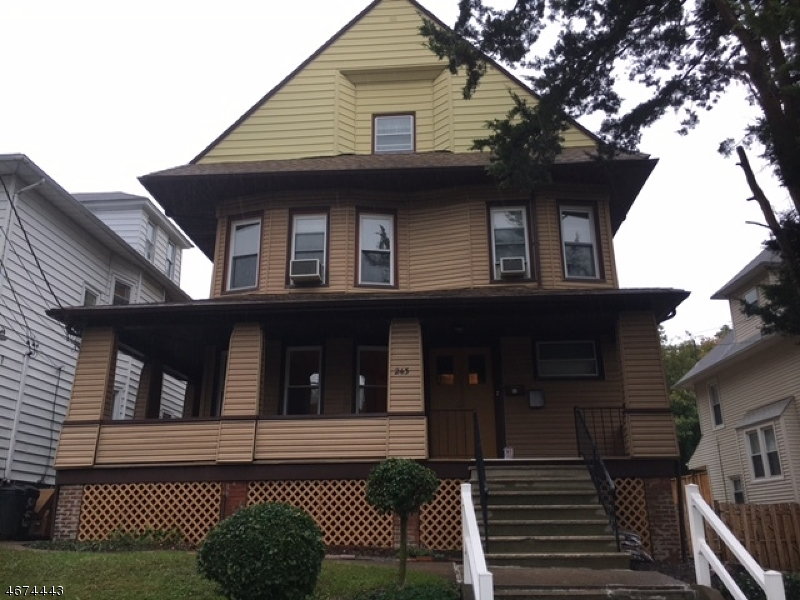 Single Family Home for Rent at 243 Pennington Avenue Passaic, 07055 United States