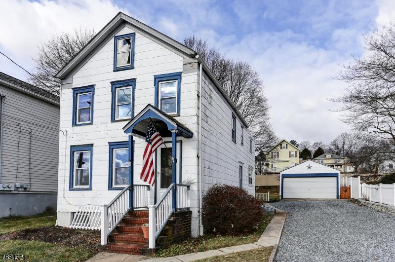 独户住宅 为 出租 在 212 DIVISION STREET Boonton, 新泽西州 07005 美国