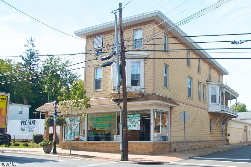 Commercial for Sale at 276-278 MAIN Street Hackettstown, New Jersey 07840 United States