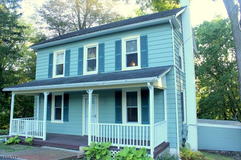 Single Family Home for Sale at 31 Washington Street Knowlton, 07832 United States