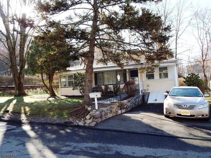 独户住宅 为 出租 在 43 N Lakeshore Drive Rockaway, 新泽西州 07866 美国