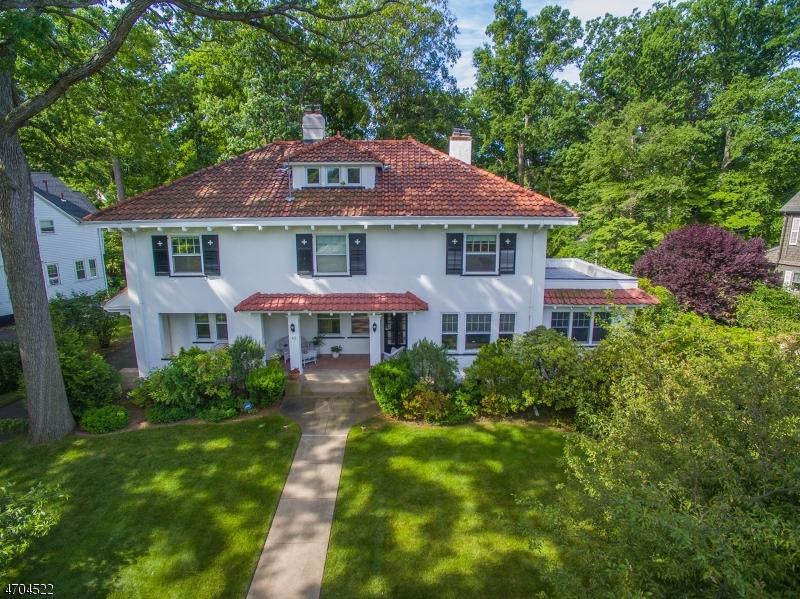 Casa Unifamiliar por un Venta en 42 Woodland Avenue Glen Ridge, Nueva Jersey 07028 Estados Unidos
