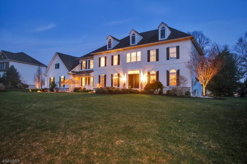 Частный односемейный дом для того Продажа на 33 Ridge Road Green Brook Township, 08812 Соединенные Штаты