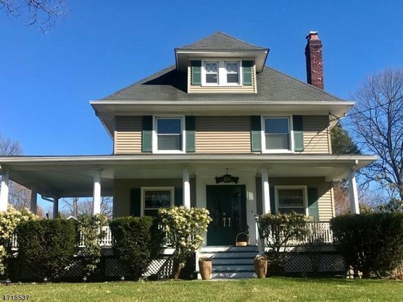 Casa Unifamiliar por un Venta en 607 S Maple Avenue Glen Rock, Nueva Jersey 07452 Estados Unidos