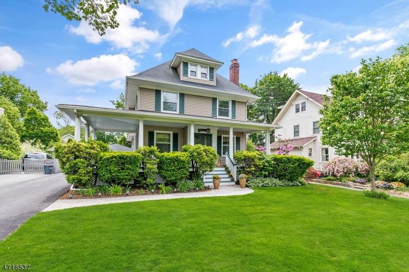 Частный односемейный дом для того Продажа на 607 S Maple Avenue Glen Rock, Нью-Джерси 07452 Соединенные Штаты