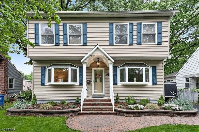 独户住宅 为 销售 在 122 Kline Place Dunellen, 新泽西州 08812 美国