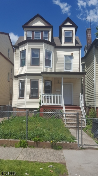 Multi-Family Home for Sale at 109 N 16th Street East Orange, New Jersey 07017 United States