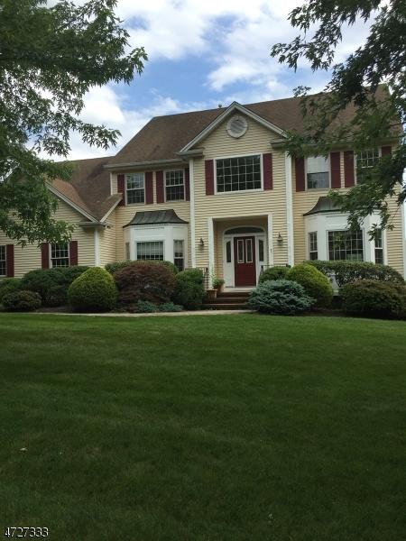 Maison unifamiliale pour l à louer à 1 Jordanna Court Bedminster, New Jersey 07921 États-Unis