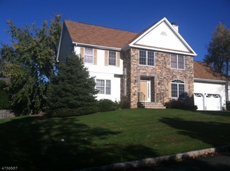 Частный односемейный дом для того Продажа на 45 Grandview Avenue Berkeley Heights, Нью-Джерси 07922 Соединенные Штаты