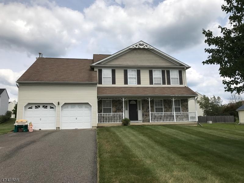Частный односемейный дом для того Продажа на 55 Shippen Ridge Oxford, Нью-Джерси 07863 Соединенные Штаты