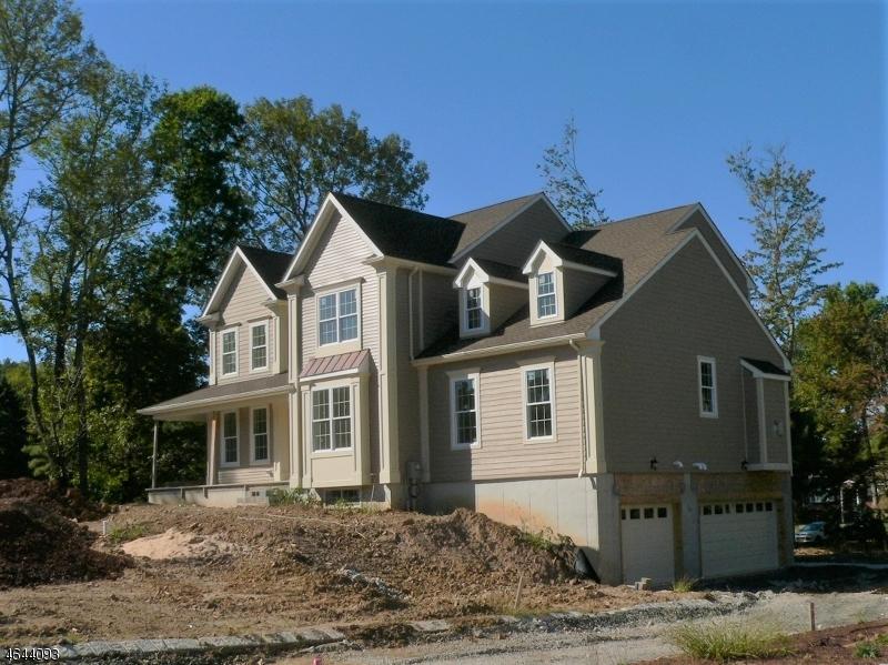 Maison unifamiliale pour l Vente à 3 Countryside Lane Warren, New Jersey 07059 États-Unis