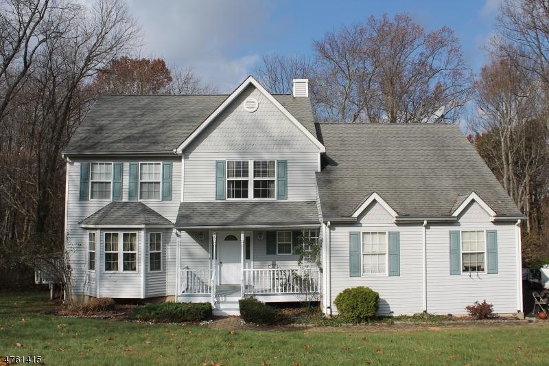 Maison unifamiliale pour l Vente à 179 Free Union Road Belvidere, New Jersey 07823 États-Unis