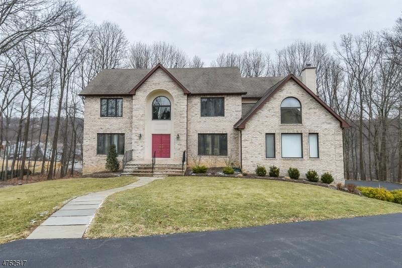 Maison unifamiliale pour l Vente à 23 Barbara Drive Randolph, New Jersey 07869 États-Unis