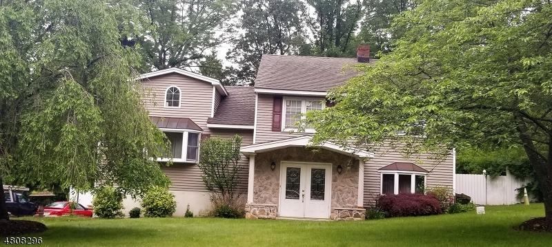 Maison unifamiliale pour l Vente à 7 NEREWOOD Road Randolph, New Jersey 07869 États-Unis