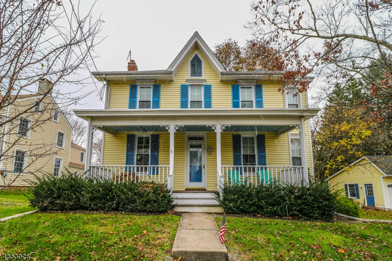 Single Family Homes للـ Sale في East Amwell, New Jersey 08551 United States