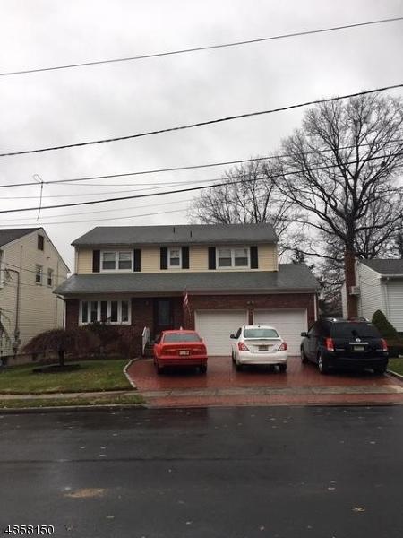 Vivienda unifamiliar por un Venta en 870 PEACH TREE Road Union, Nueva Jersey 07083 Estados Unidos