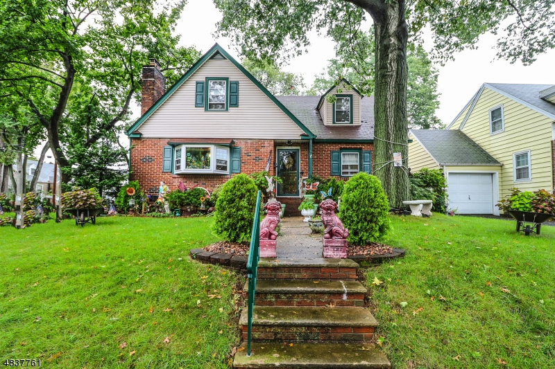 Single Family Home for Sale at 2716 DE WITT TER Linden, New Jersey 07036 United States
