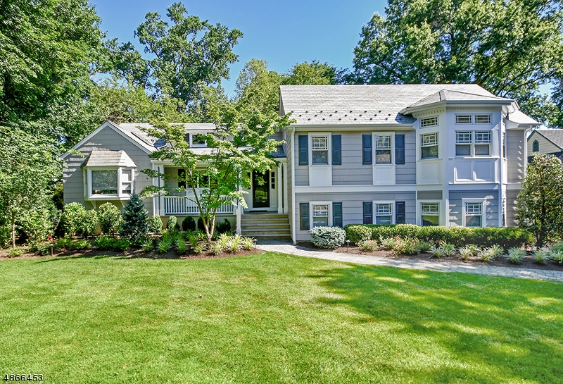 Single Family Home for Sale at 6 WESTMINSTER RD 6 WESTMINSTER RD Summit, New Jersey 07901 United States