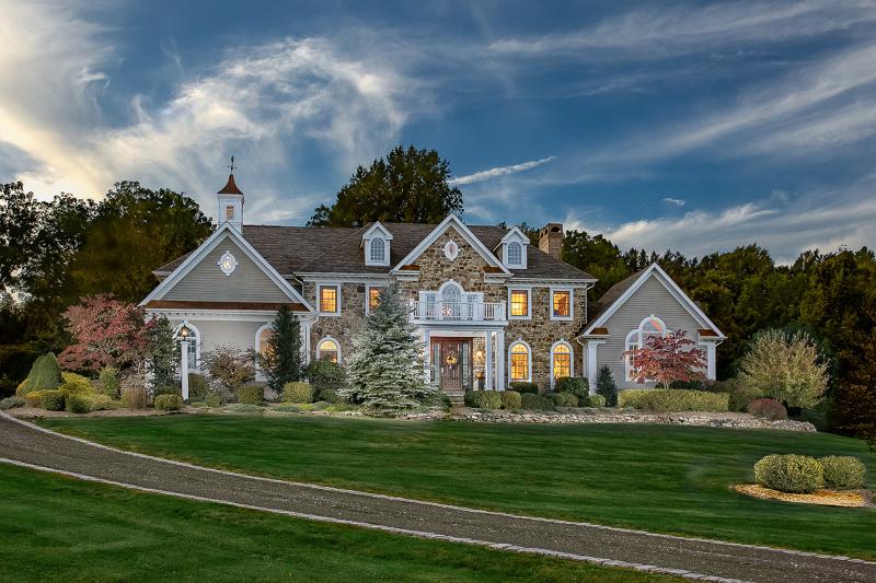 Maison unifamiliale pour l Vente à 3 Snuffys Lane Lebanon, New Jersey 08833 États-Unis