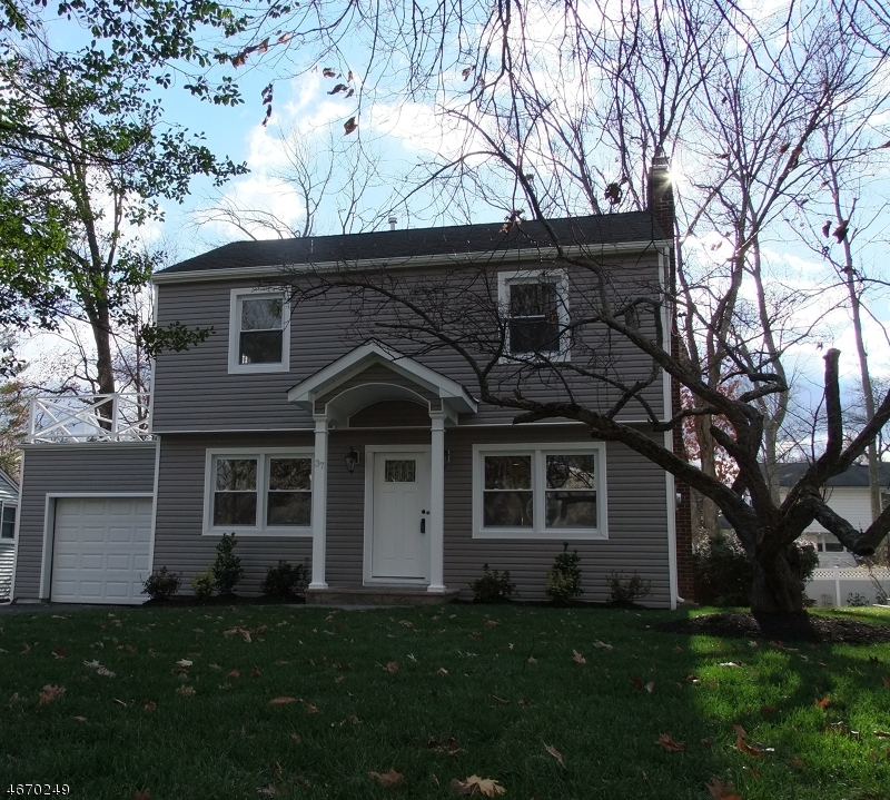 Single Family Home for Sale at 37 Gerdes Avenue Verona, 07044 United States