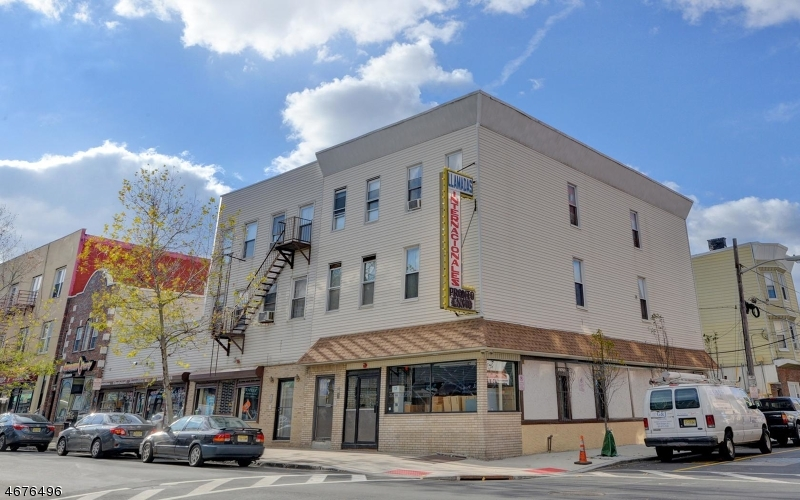 Commercial for Sale at 2027 2033 Bergenline Union City, New Jersey 07087 United States