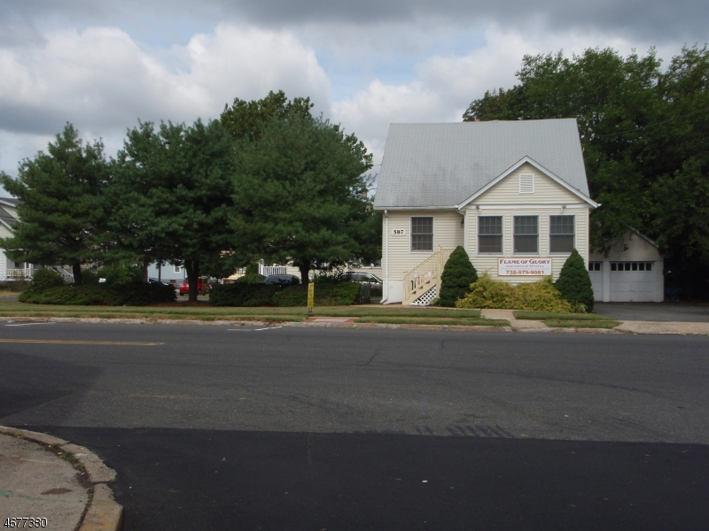 Commercial for Sale at 587 Hamilton Street Somerset, 08873 United States