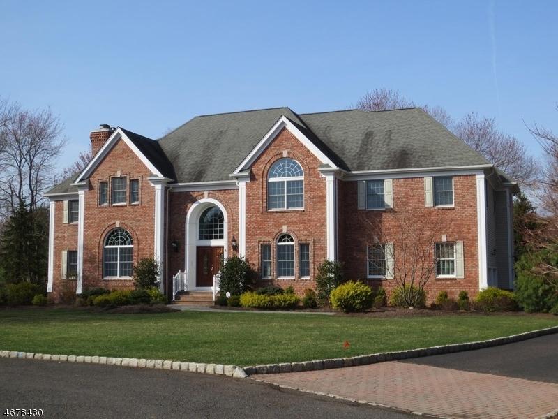 独户住宅 为 出租 在 4 Evergreen Court Warren, 新泽西州 07059 美国