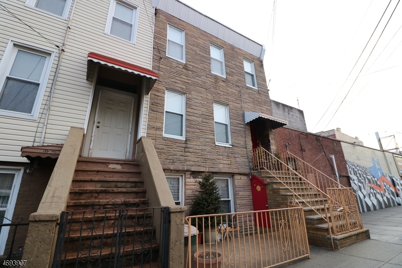 Multi-Family Home for Sale at 357 4th Street Jersey City, New Jersey 07302 United States