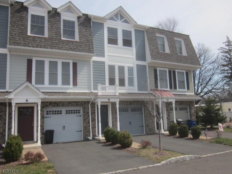 Частный односемейный дом для того Аренда на 6 McKinley Street Cranford, Нью-Джерси 07036 Соединенные Штаты