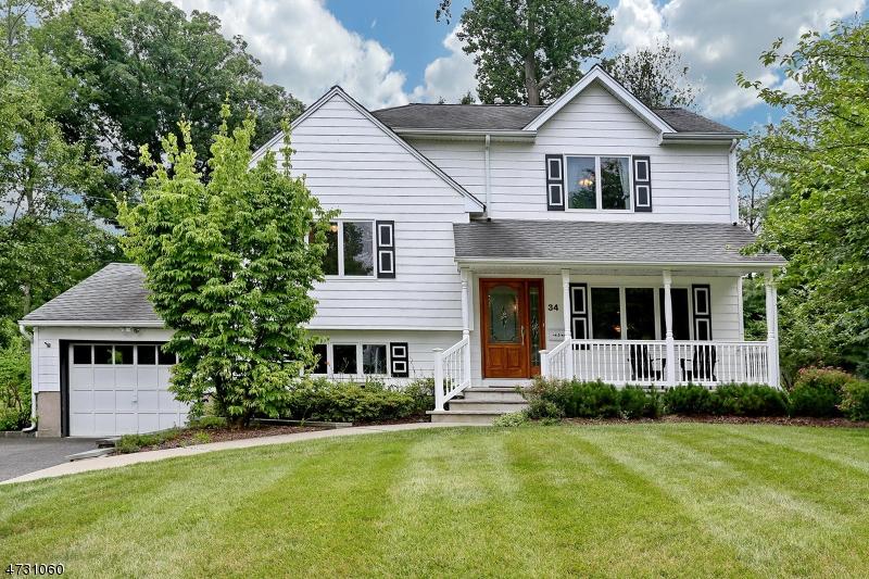 Casa Unifamiliar por un Venta en 34 Durante Road Waldwick, Nueva Jersey 07463 Estados Unidos