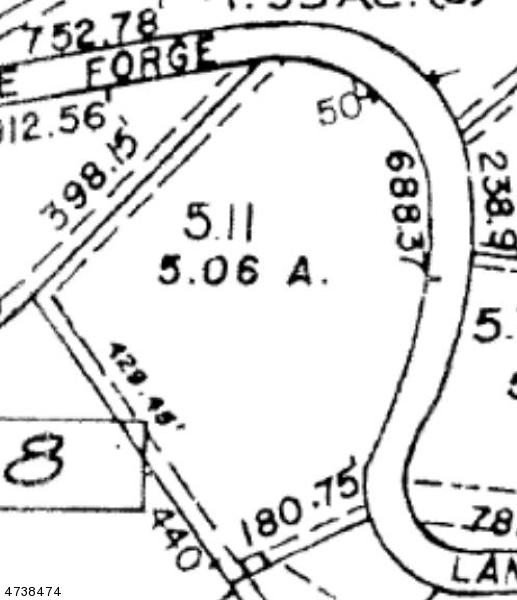土地 为 销售 在 3 Olde Forge Lane Union, 新泽西州 08827 美国